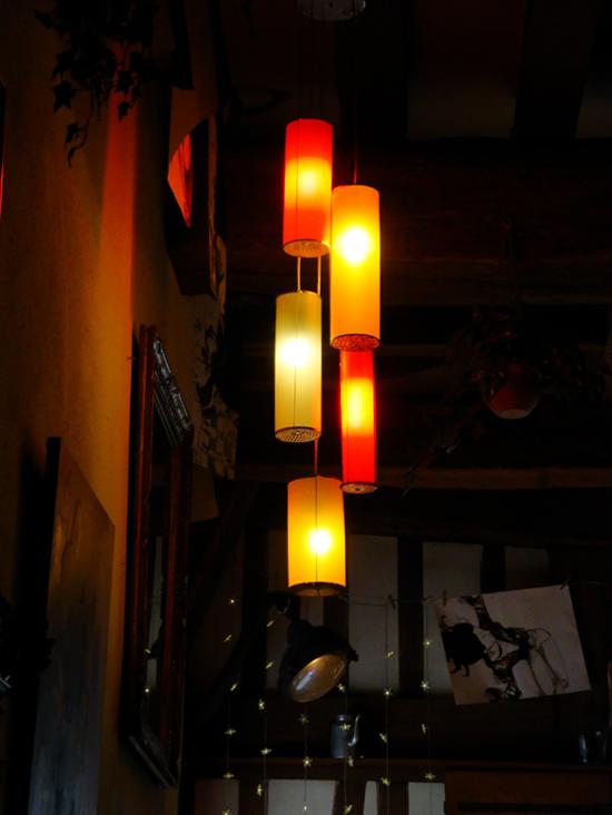 Café Cult en lumière