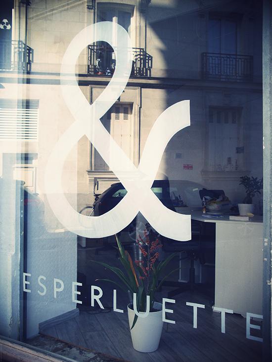 L'Esperluette