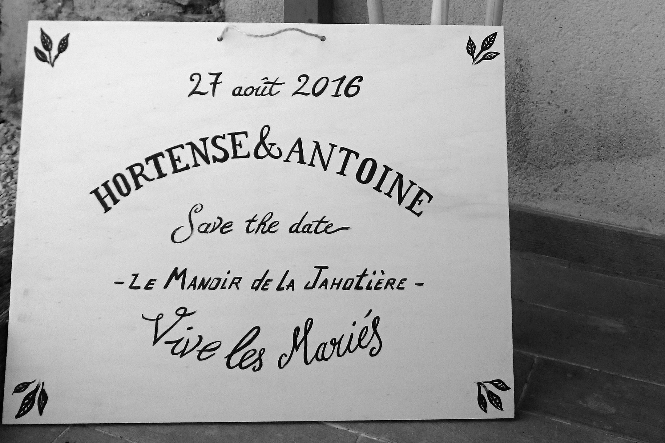 Mariage Hortense & Antoine