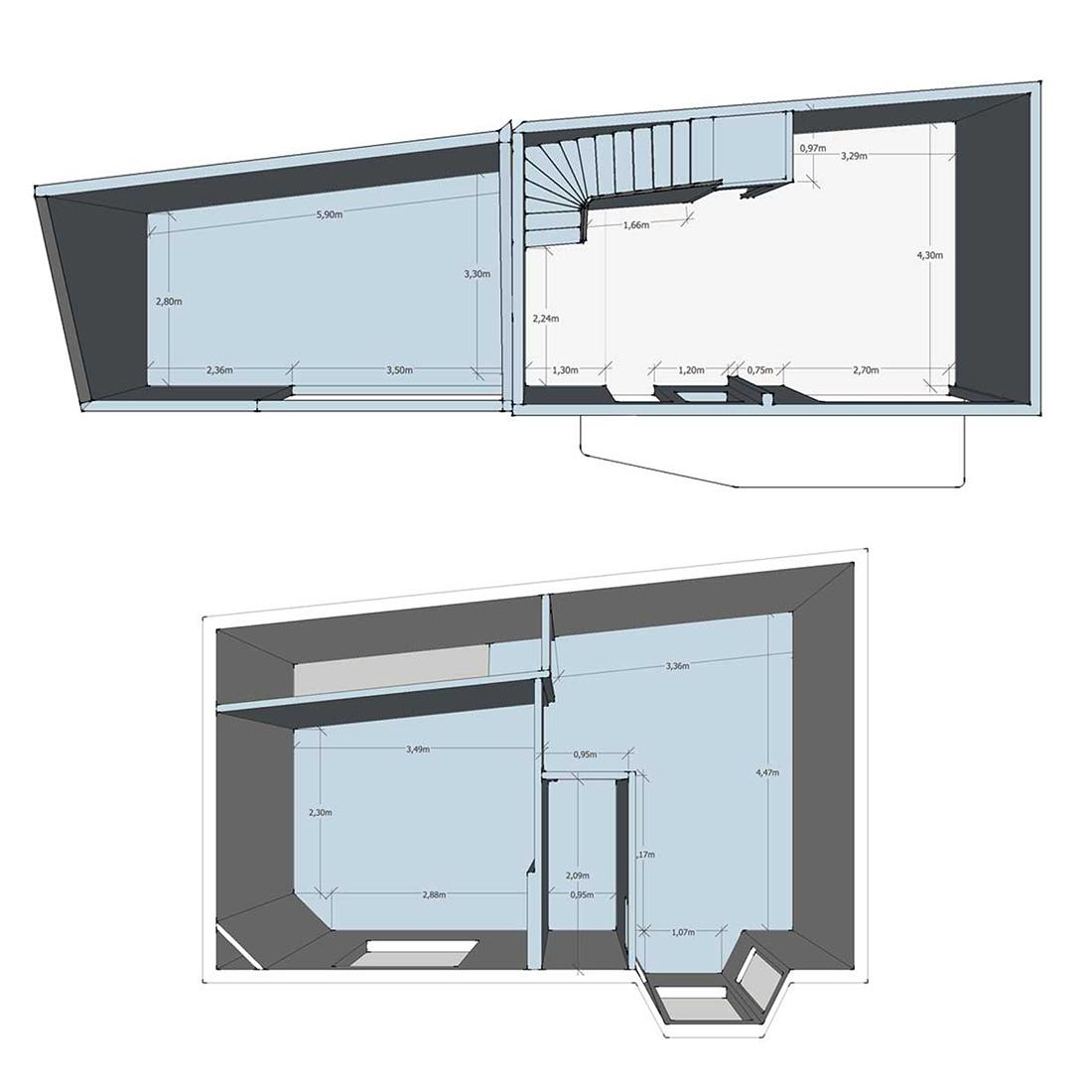 Étude pour Rénovation Maison individuelle