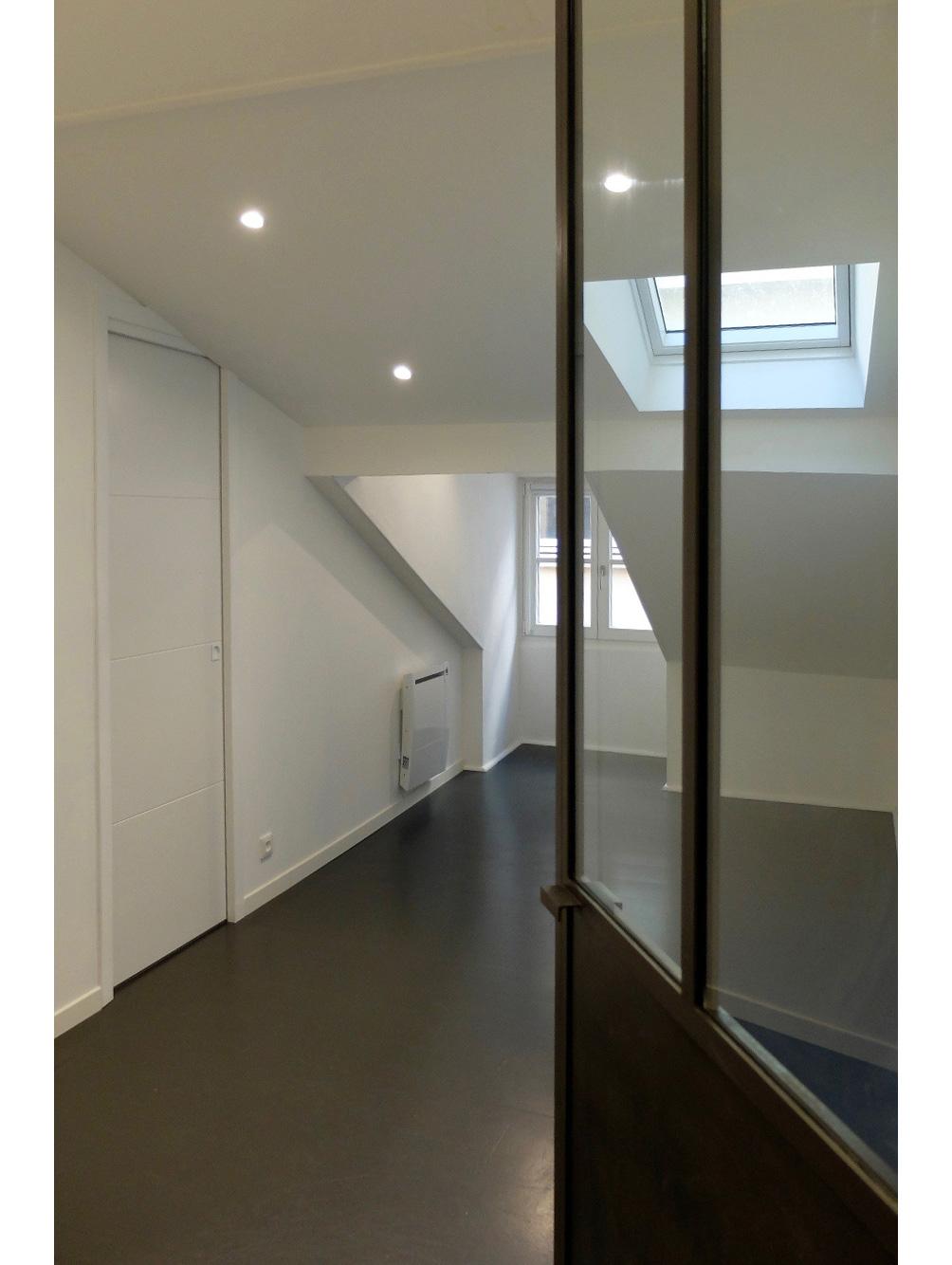 Rénovation complète Appartement 83m2