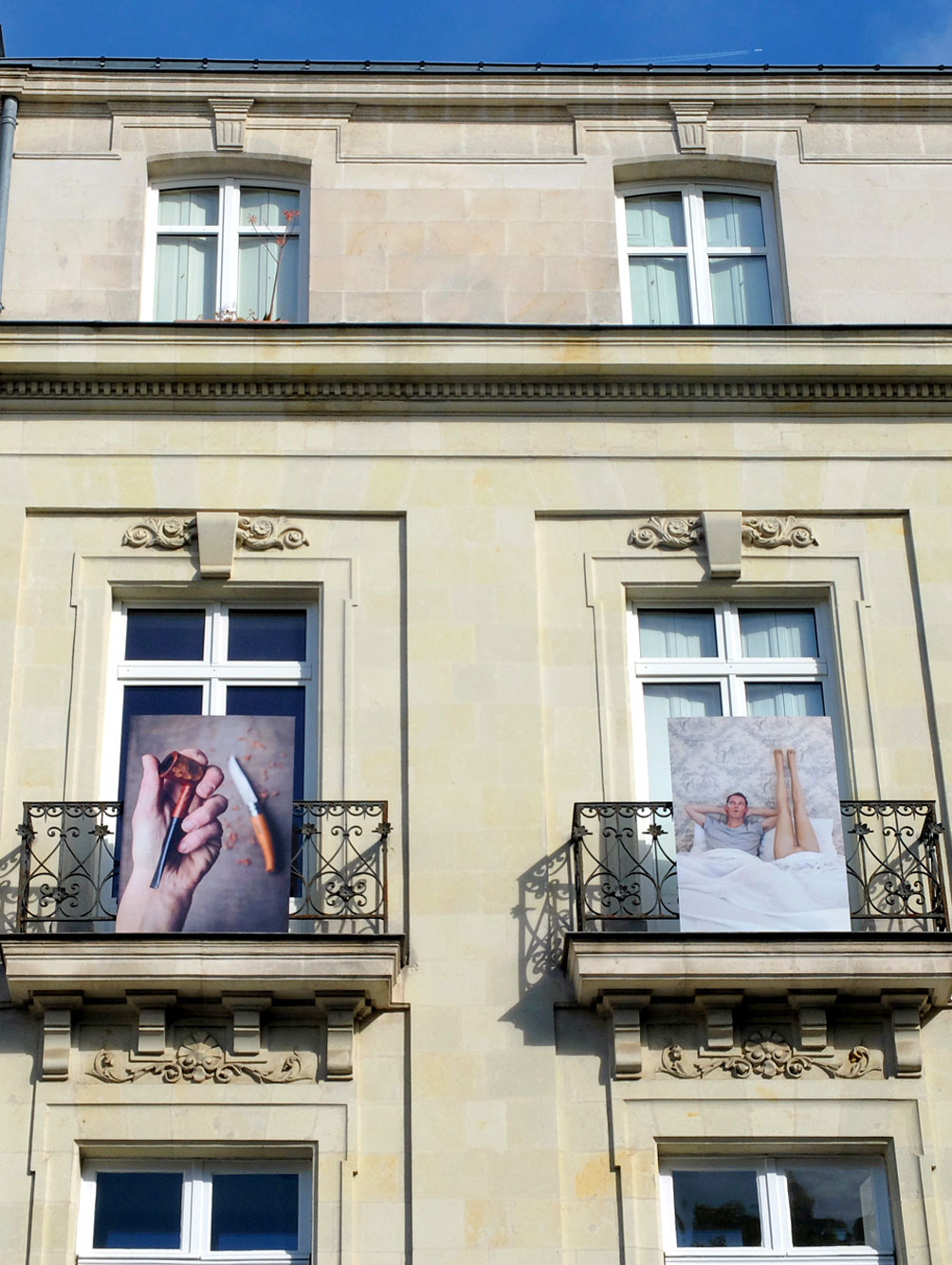 Exposition «Ni vu, Ni connu»